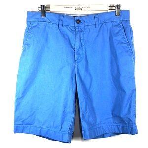 Tommy Hilfiger blue shorts size 33